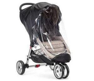 Baby Jogger Regntrekk til City Mini/GT Single