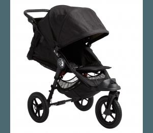 Baby Jogger City Elite Single klappvogn - Svart