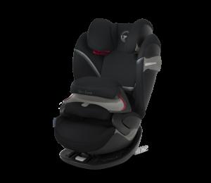Cybex Pallas S-fix bilstol - Deep Black 2020