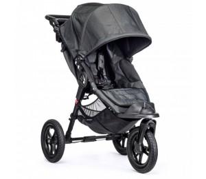 Baby Jogger City Elite Single - Charcoal Denim Klappvogn