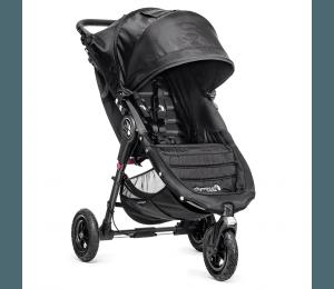 Baby Jogger City Mini GT Single - Svart Klappvogn