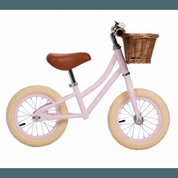Banwood First Go Løpesykkel - Rosa
