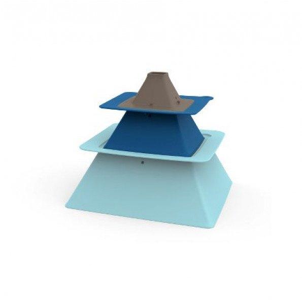 Quut Pira sandslottbygger - Blå