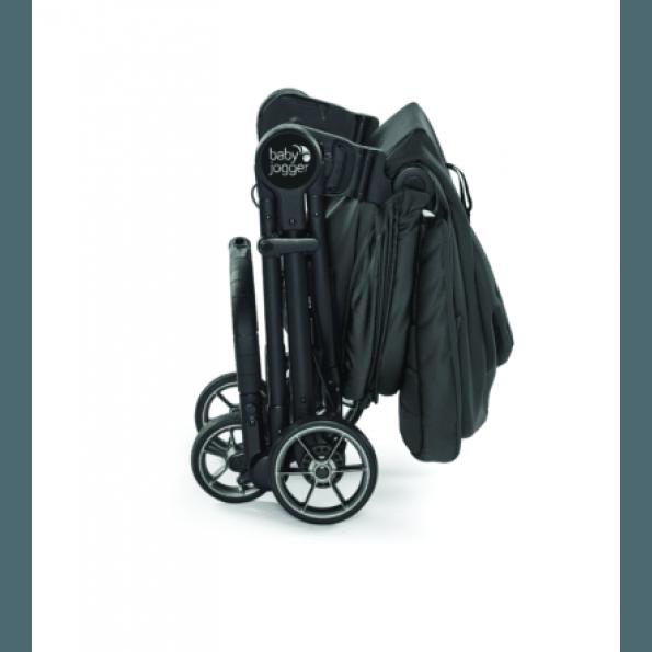 Baby Jogger City Tour LUX klappvogn – Grå