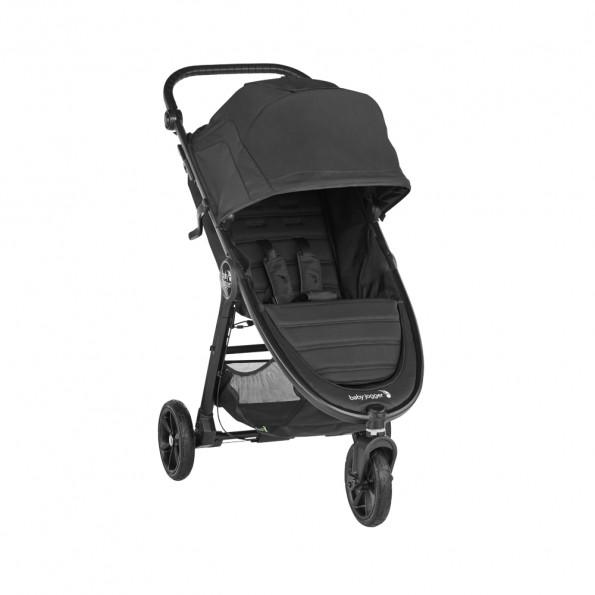 Baby Jogger City Mini GT 2 Trillevogn - Jet