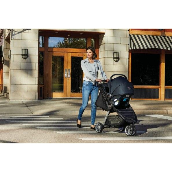 Baby Jogger City Mini 2 klappvogn - Jet