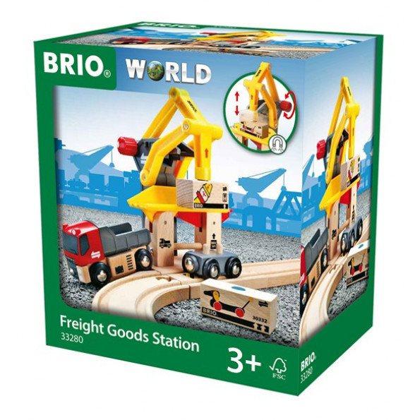 BRIO Fraktgodsstasjon - 33280