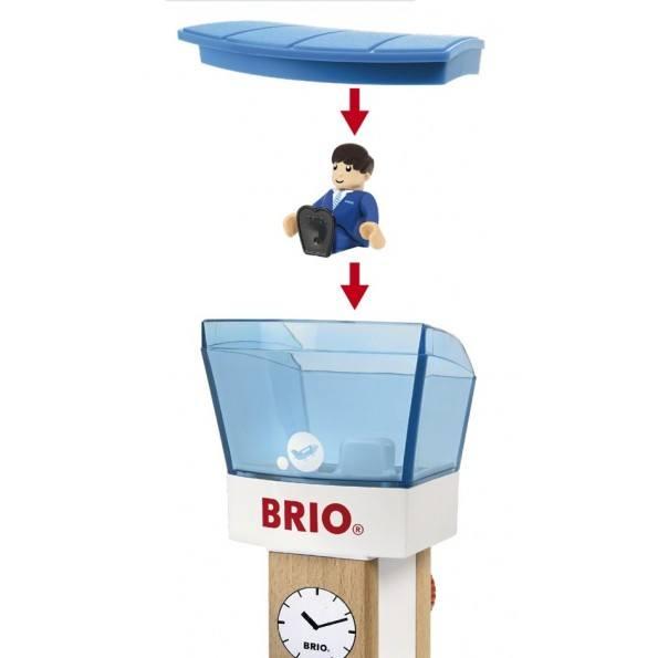 BRIO World - Flyplass - 33883
