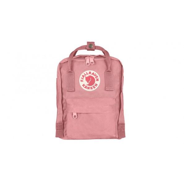 Fjällräven Mini Kånken Ryggsekk - Pink