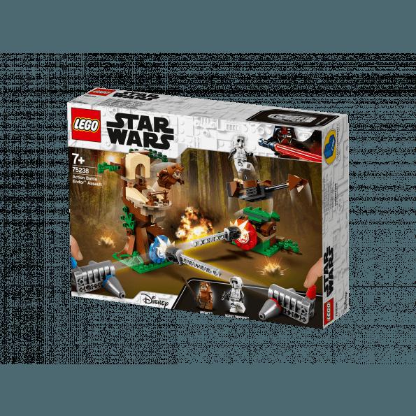 LEGO Star Wars Angrep på Endor 75238