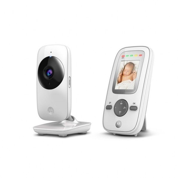Motorola Babyalarm MBP481 med Video