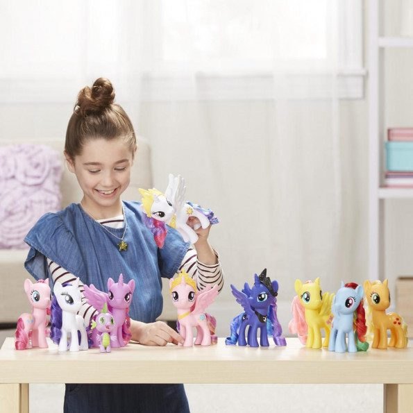 My Little Pony Den ultimate Equestria samlingen
