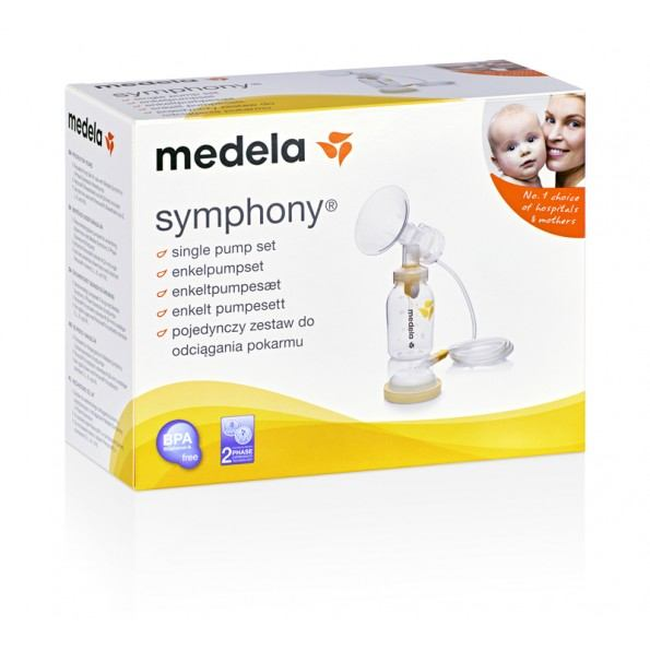 Medela Symphony Tilbehørsett - Enkelt