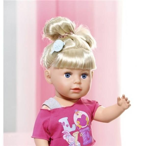 Baby Born Dukken Søster - Blå øyner