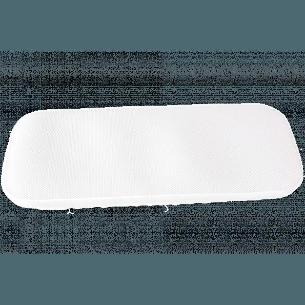 Heybasic 3D lux air madrass til barnevogn 36x96 cm