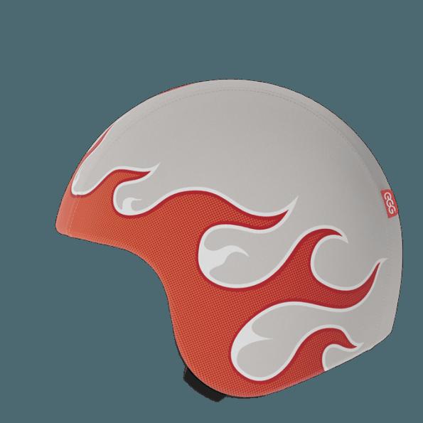 EGG Skin - Dante - Betrekk til Sykkelhjelm - Str. S