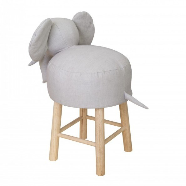 KidsDepot Ello, stol elefant