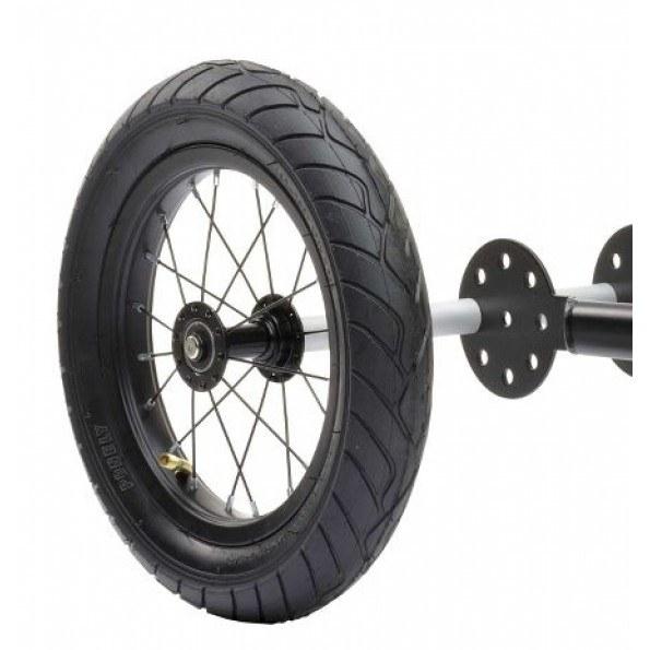 TRYBIKE Hjulsett 2-3 Hjul - Svart