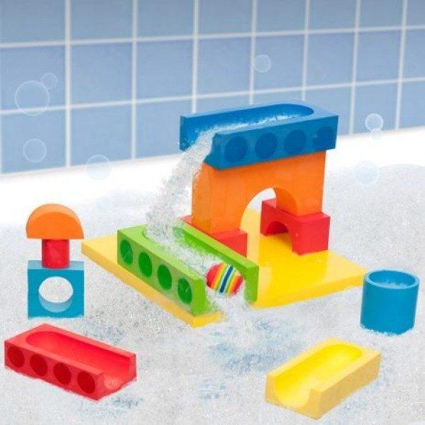 BathBlocks Vannfall med kopp & ball
