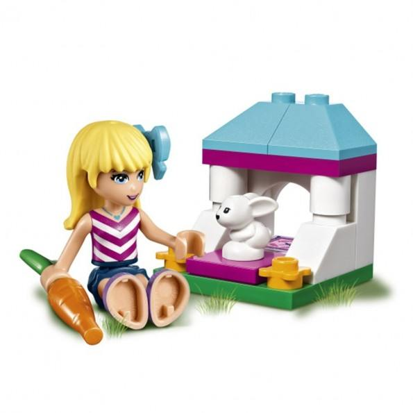 Smuk LEGO FRIENDS - Stephanies Hus - 41314 HO-14