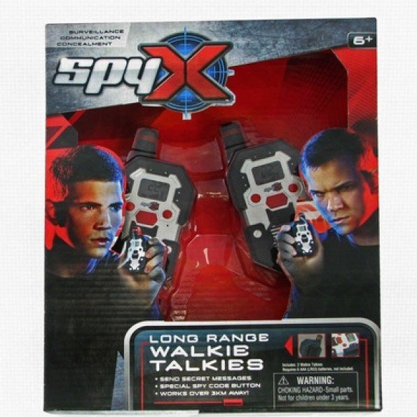 Spy X Long Distance Walkie Talkie