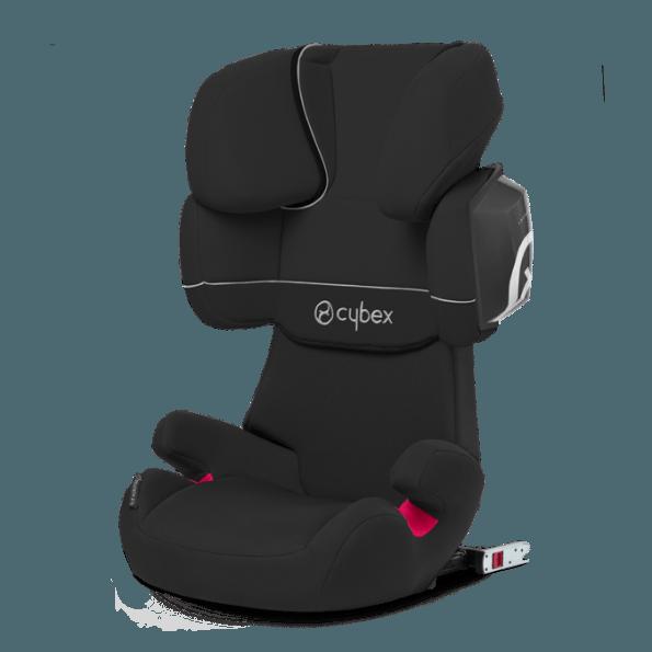 CYBEX Solution X2-Fix Bilstol - Svart