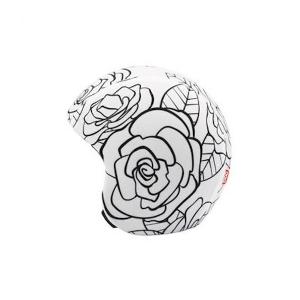 EGG Skin - Roses - Betrekk til Sykkelhjelm - Str. M