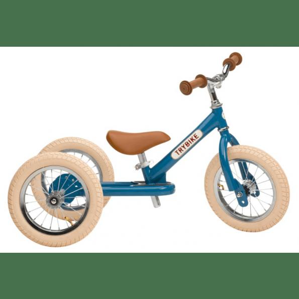 TRYBIKE 3 hjuls balansesykkel - Blå