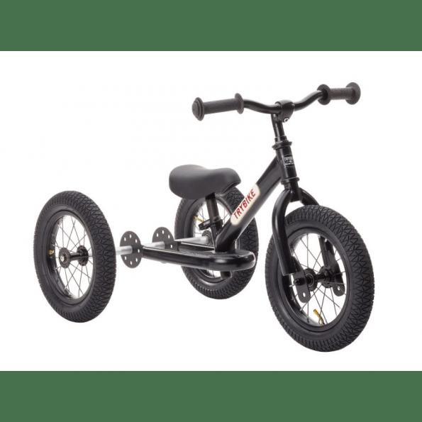 TRYBIKE 3 hjuls balansesykkel - Svart