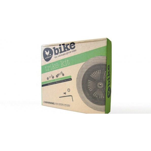 Wishbone Trike Kit tilbehør til løpesykkel