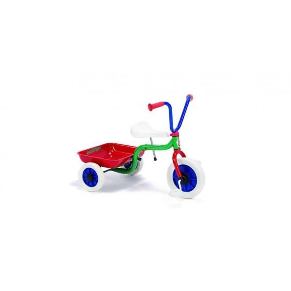 Winther Trehjult Sykkel m/ Lasteplan - Multifarget