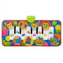 Playgro Jumbo Jungle pianomatte - Multi