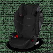 Cybex Solution M-fix bilstol - Pure Black