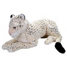 WILD REPUBLICjumbo leopard bamse - rosa