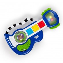 Baby Einstein Rock, Light & Roll Guitar - Flerfarget