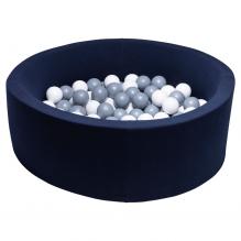Tiny Republic Ballbasseng 90x30 - Marine