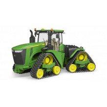 Bruder - John Deere 9620 RX traktor med beltehjul