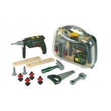 Klein Bosch verktøykoffert - Grønn