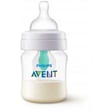 PHILIPS AVENT Antikolikk babyflaske 125 ml med Airfree Ventil