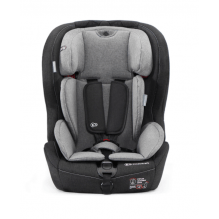 Kinderkraft Safety-Fix bilstol - black/grey