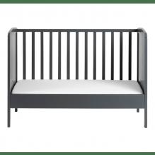 Tiny Republic Nora sprinkelseng 120x60 cm - grå