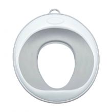 Tiny Republic Basic Toalettsete - Hvitt/Grått