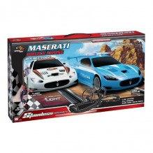 Speed Car Maserati politijagt racerbanesæt