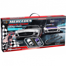 Speed Car Mercedes racerbanesæt
