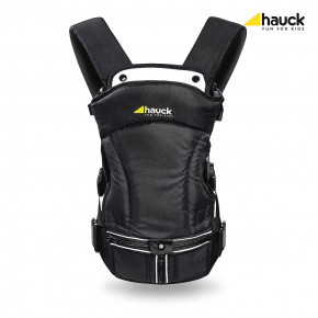 Hauck 3 Way Carrier - Black Bæresele