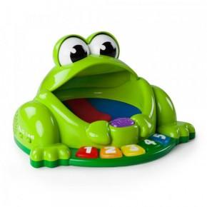 Bright Starts Poppende frosk - Grønn