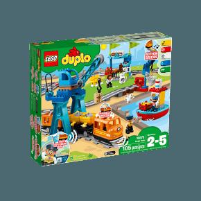 LEGO DUPLO Godstog - 10875