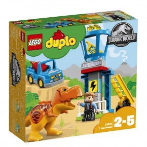 LEGO DUPLO - T. Rex Tårn - 10880