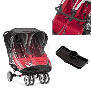 Baby Jogger City Mini GT double tilbehør