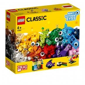 LEGO CLASSIC Bricks and Eyes - 11003